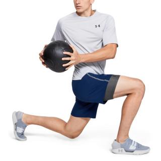 Men's HeatGear® Armour Mid Compression Shorts