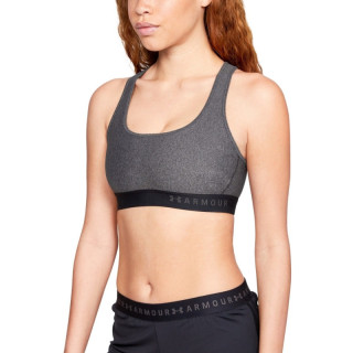 ARMOUR MID CROSSBACK HEATHER BRA