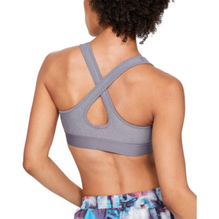 Women's  ARMOUR MID CROSSBACK HEATHER BRA