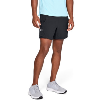 UA SPEEDPOCKET LINERLESS 6   SHORT