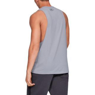 SPORTSTYLE LEFT CHEST CUT-OFF TEE
