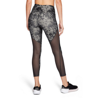UA HG Ankle Crop Dbl Nov Pnt