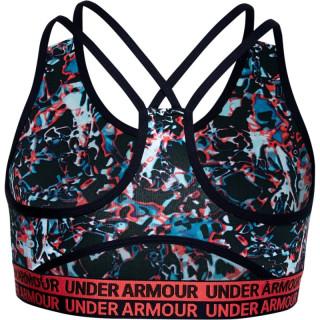 Girls' HeatGear® Armour Novelty Sports Bra