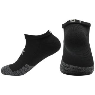 Unisex Adult HeatGear® No Show Socks 3-Pack