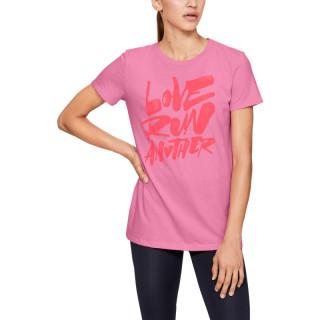 Women's UA Love Run Another Short Sleeve