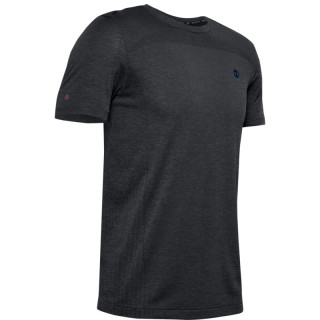 Men's UA RUSH™ Seamless Fitted Short Sleeve