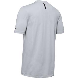 Men's UA RUSH™ Seamless Fitted Short Sleeve