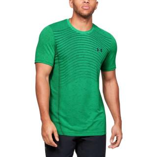 Men's UA Seamless Wave Short Sleeve