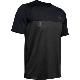 Men's UA Tech™ 2.0 Emboss Short Sleeve