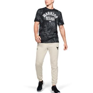 Men's Project Rock Aloha Camo Short Sleeve