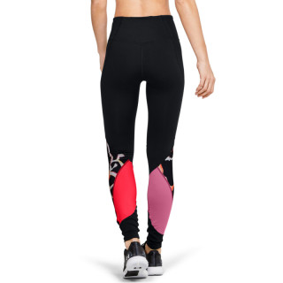 Women's UA RUSH™ Print Color Block Leggings