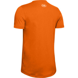 Boys' UA Sportstyle Left Chest Short Sleeve
