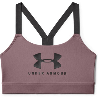 Women's UA Armour Mid Sportstyle Graphic Sports Bra