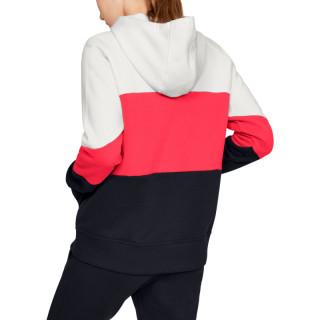 Women's UA Rival Fleece Color Block Hoodie