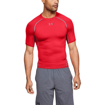 Men's UA HEATGEAR ARMOUR SHORTSLEEVE