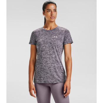 Women's TECH SHORT SLEEVE CREW NECK - TWIST