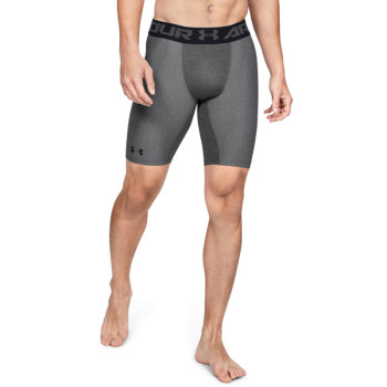 Men's HeatGear® Armour Long Compression Shorts
