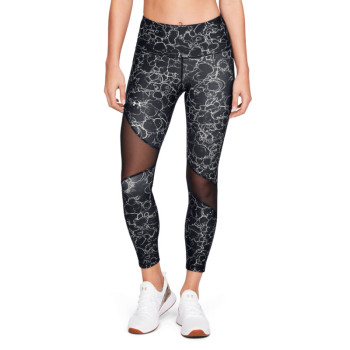 Women's UA HG Armour Ankle Crop Print