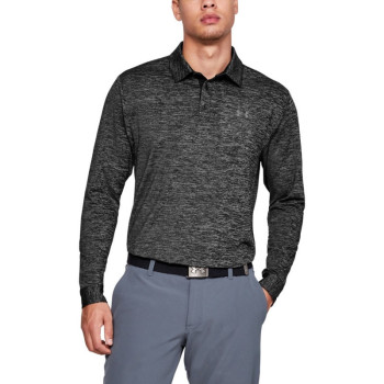 Men's UA Long Sleeve Playoff 2.0 Polo