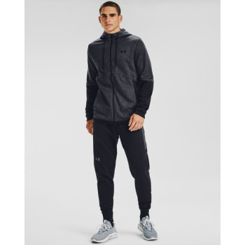 Men's DOUBLE KNIT FZ HOODIE