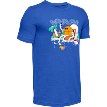 Boys' UA MR. BUCKETS TEE