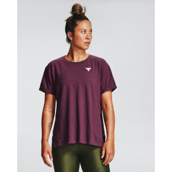 Women's  UA PROJECT ROCK CC SS