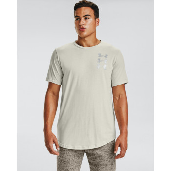 Men's UA TRIPLE STACK LOGO SS