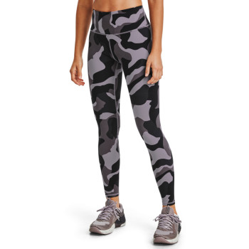 Women's UA RUSH CAMO LEGGING