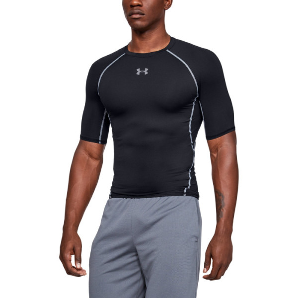 Men's UA HeatGear® Armour Short Sleeve Compression Shirt