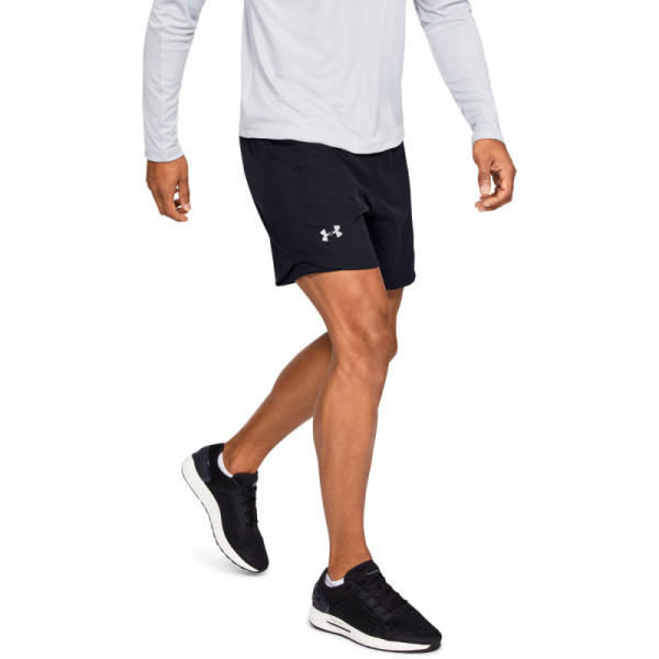 Men's UA QUALIFIER SPEEDPOCKET 7   SHORT