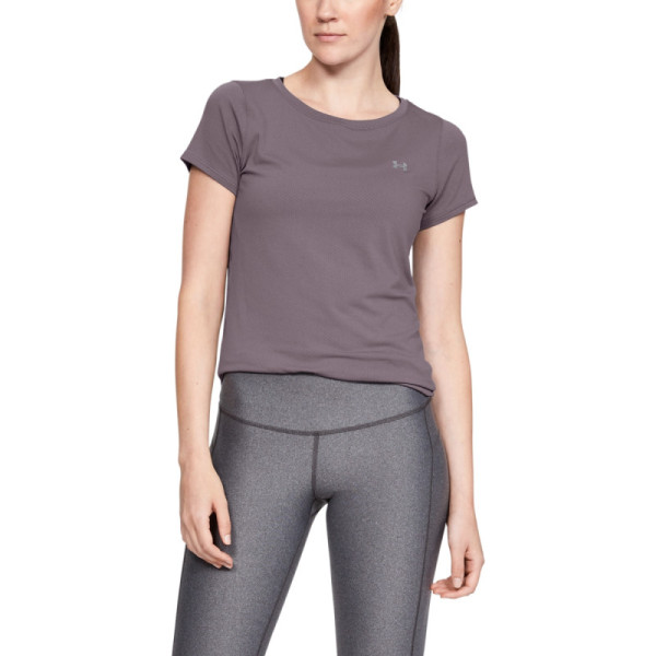 Women's HeatGear® Armour Short Sleeve