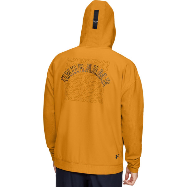 UA PURSUIT PULLOVER HOODY