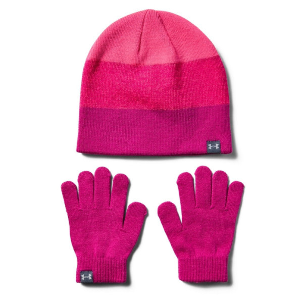 Copii - Girls Beanie Glove Combo