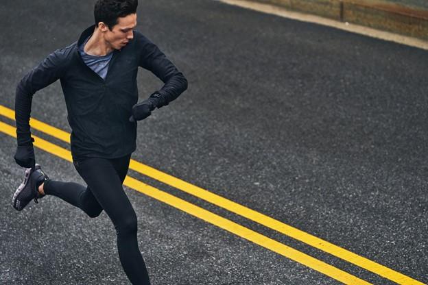 Structura primului antrenament de alergare