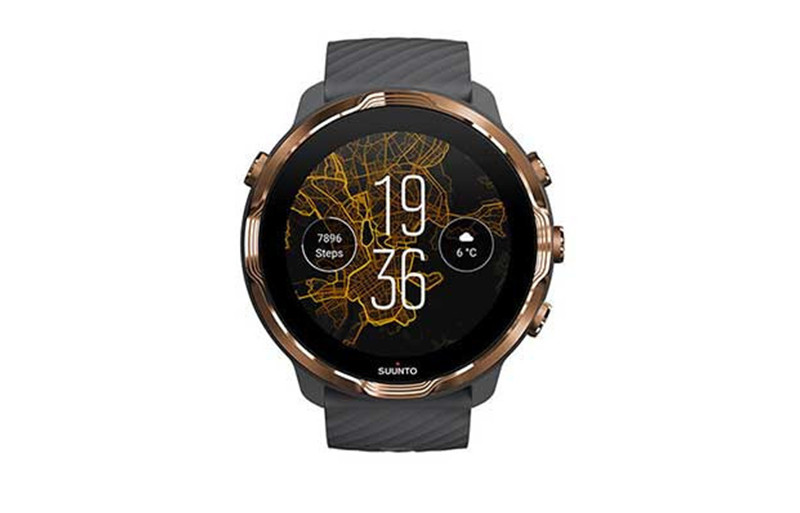 SMART WATCH SUUNTO 7 - SPORT SI VIATA, COMBINATE