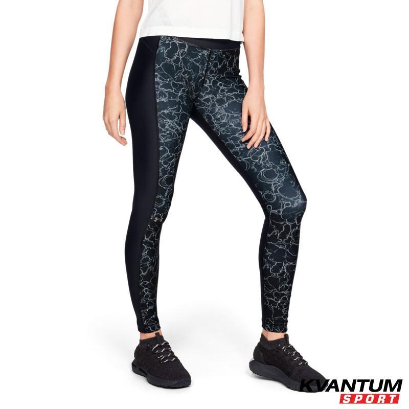 Women's UA HG Armour Printed Legging