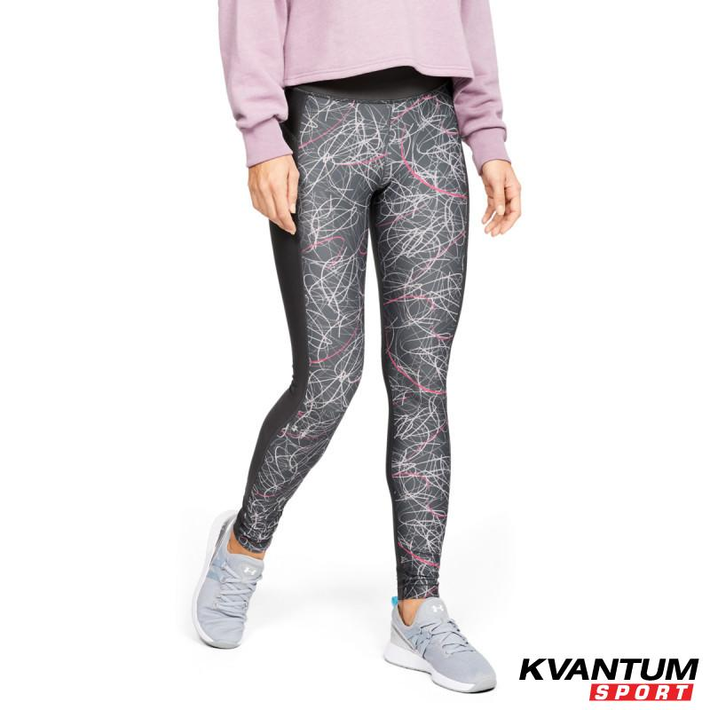 Women's UA HG Armour Printed Legging