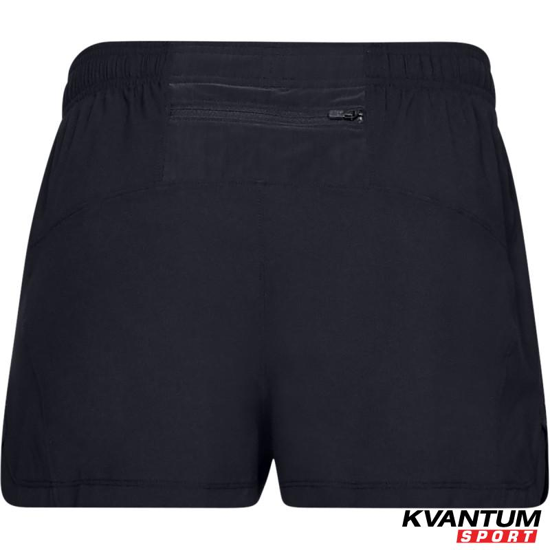 UA LAUNCH SW SPLIT SHORT