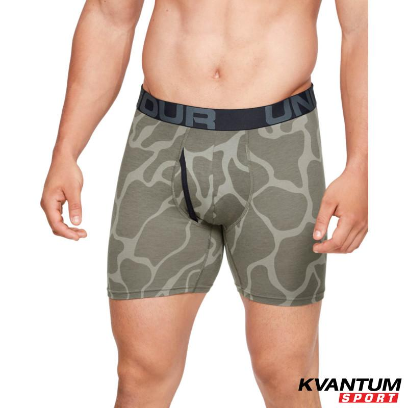 Men's CHARGED COTTON 6IN 3 PACK NOVELTY