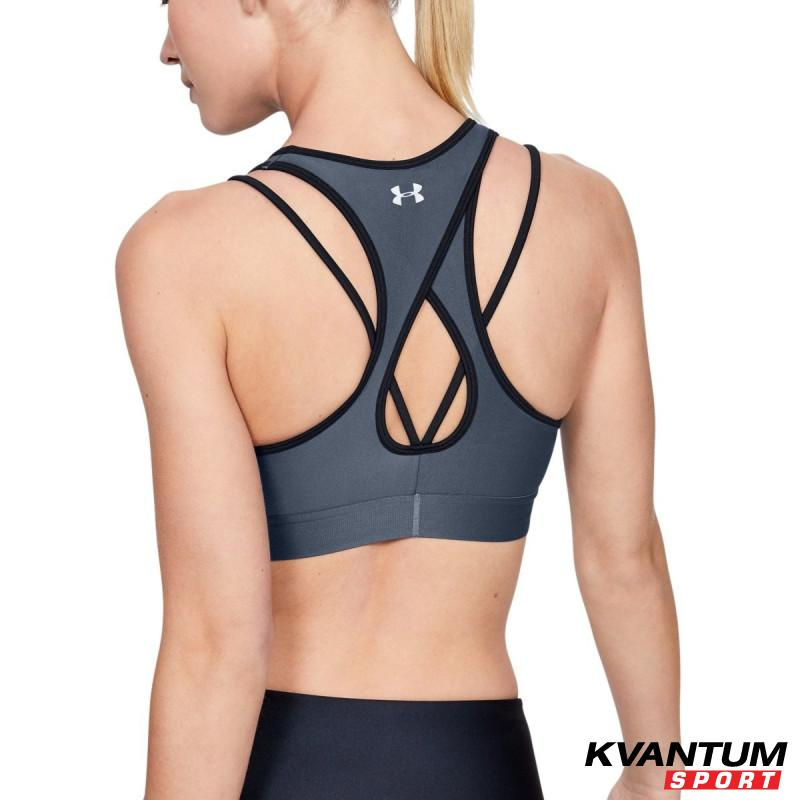 Women's Armour Mid Crossback Strappy Bra