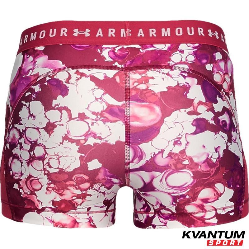 Women's UA HG Armour Shorty Print