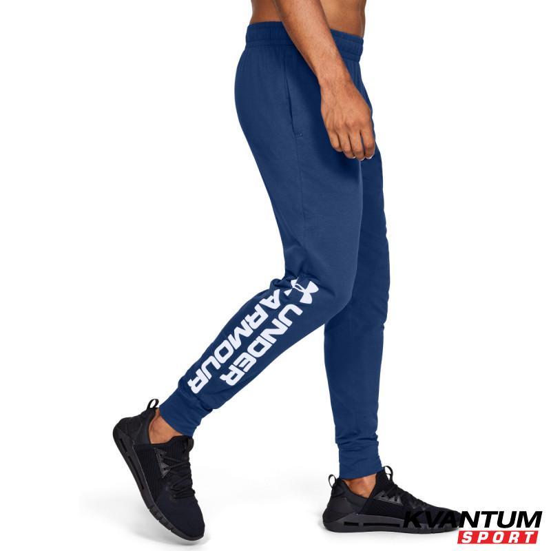 Men's UA Sportstyle Cotton Graphic Joggers