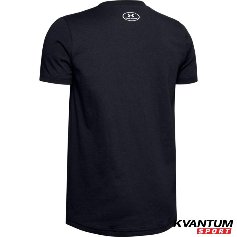 Copii - Boys' UA Sportstyle Logo Short Sleeve