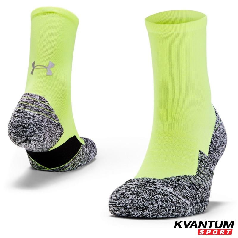 Adult UA Run Cushion Crew Socks