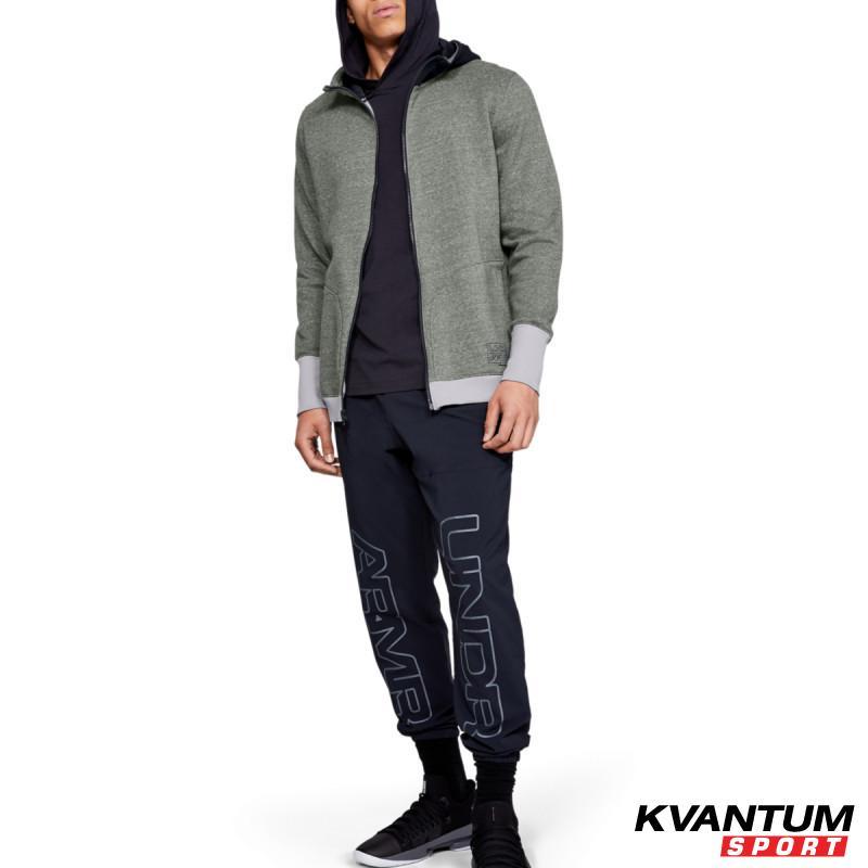 Men's UA Baseline Fleece Full Zip