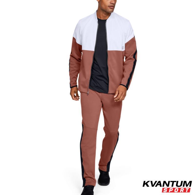 Men's UA RECOVER™ Knit Warm-Up Jacket