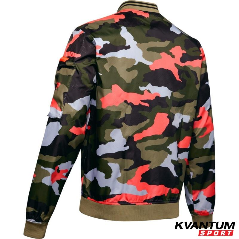 Men's UNSTOPPABLE CAMO BOMBER