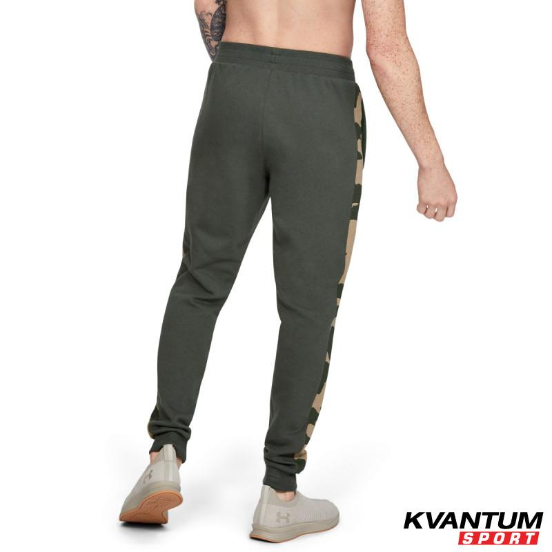 RIVAL FLEECE PRINTED JOGGER