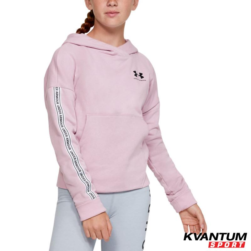 Girls' SportStyle Fleece Hoodie