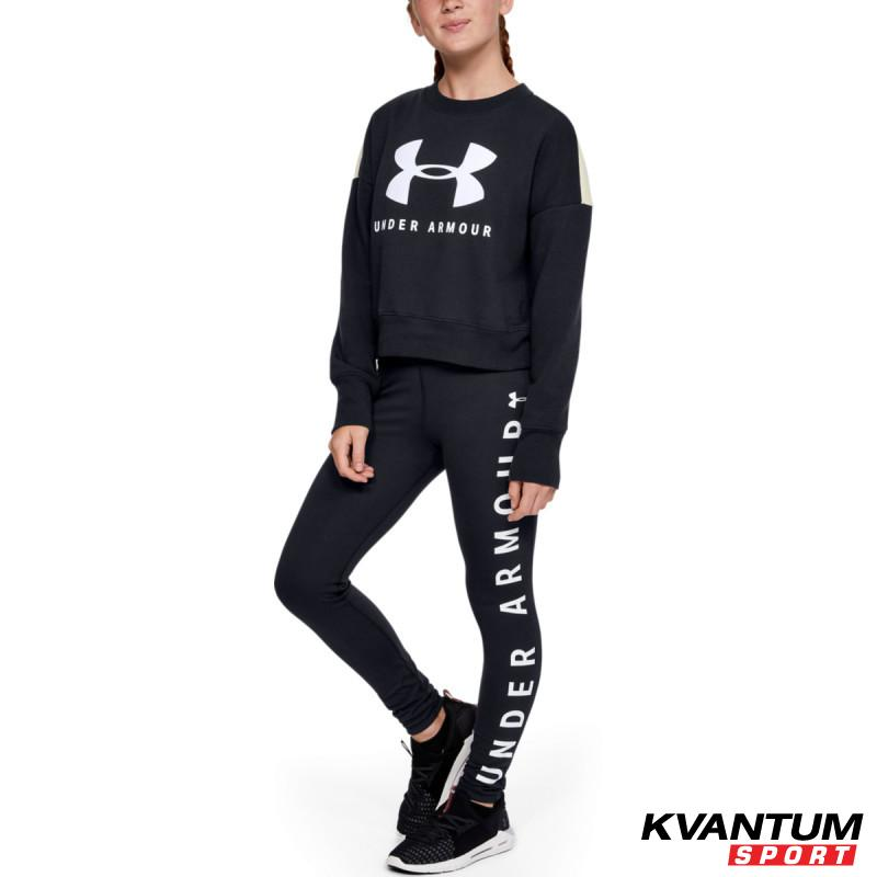 Copii - Girls' UA Sportstyle Branded Leggings